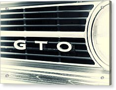 GTO Acrylic Print by Karol Livote