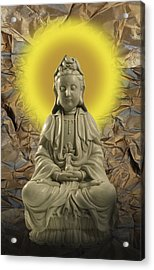 Guan Yin Acrylic Print