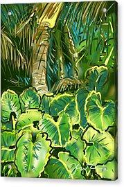 Guanabana Tropical Acrylic Print