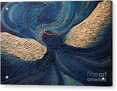 Guardian Angel By Jrr Acrylic Print