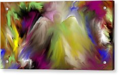 Guardian Angel Acrylic Print by Jessica Wright