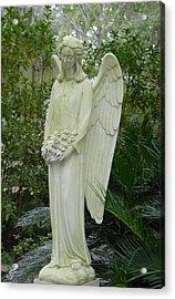 Guardian Angel Acrylic Print by Suzanne Gaff