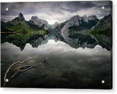 Guardians Of The Lake Acrylic Print