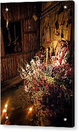 Guatemala Navidad Acrylic Print