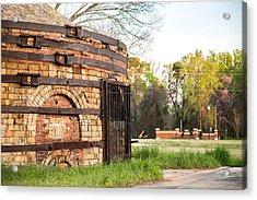 Guignard Brick Works-1 Acrylic Print