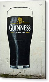 Guinness - The Perfect Pint Acrylic Print