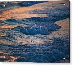 Gulf Coast Surf Wat 153 Acrylic Print