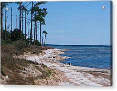 Gulf Island National Seashore 2 Acrylic Print