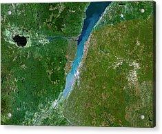 Gulf Of Saint Lawrence Acrylic Print