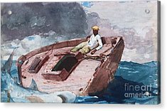 Gulf Stream 2 Acrylic Print by Pg Reproductions