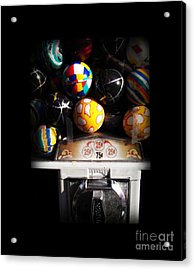 Series - Gumball Memories 1 - Iconic New York City Acrylic Print