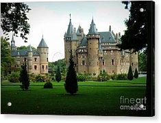 Haar Castle Acrylic Print