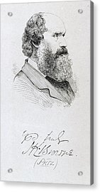 Hablot K. Browne Acrylic Print by British Library