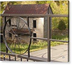 Hackney Mill Acrylic Print