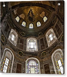 Hagia Sofia Interior 06 Acrylic Print