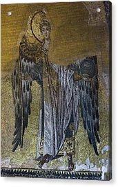 Hagia Sophia Angel Acrylic Print