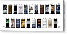 Haiga Collection Acrylic Print