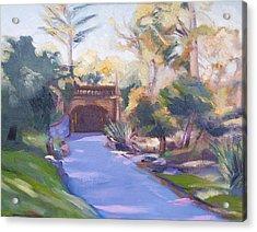 Haight Street Underpass Acrylic Print