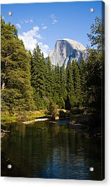 Half Dome Yosemite National Park Acrylic Print