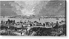 Halifax Ns - 1878 Acrylic Print