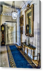 Hall Of Shadows Acrylic Print by Adrian Evans