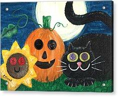 Halloween Fun Acrylic Print