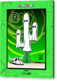 Halloween Acrylic Print by Joe King