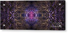 Hamingja Acrylic Print by Tim Gainey