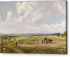 Hampstead Heath, C.1820 Acrylic Print