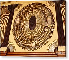 Hampton Court Weaponry Acrylic Print