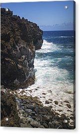 Hana Coastline 1 Acrylic Print