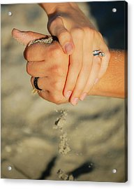 Acrylic Print featuring the photograph Hands Of Time by Leticia Latocki