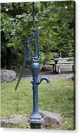 Hand Water Pump 03 Acrylic Print