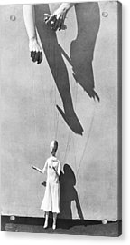 Hands Of The Puppeteer, 1929 Acrylic Print