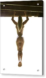 Acrylic Print featuring the photograph Hanging Out by Mez