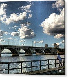 Hanover Street Bridge Acrylic Print