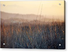 Acrylic Print featuring the photograph Happy Camp Canyon Magic Hour by Kyle Hanson