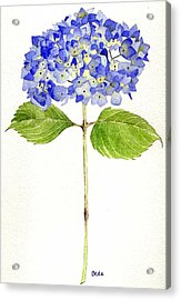 Happy Day Acrylic Print by Catherine Bede