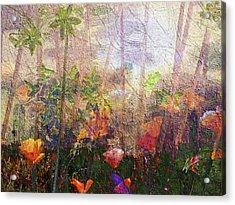 Happy Place Acrylic Print