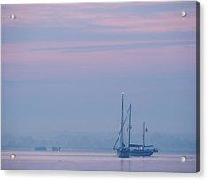 Harbor Before Dawn Acrylic Print