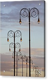 Harbor Lights Acrylic Print