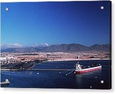 Harbour Acrylic Print