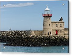 Harbour Entrance Acrylic Print