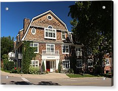 Harbour House Niagara-on-the-lake Acrylic Print by Nicky Jameson