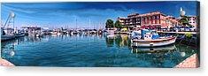 Harbour Life Izola Acrylic Print