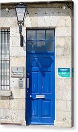 Harbour Master's Door Acrylic Print