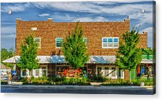 Hardware Store - Franklin Tennessee Acrylic Print by Frank J Benz