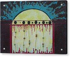 Harem's Gate Acrylic Print