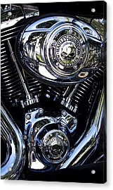 Harley Davidson Series 02 Acrylic Print