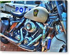 Harleys In Cincinnati 2 Acrylic Print